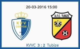 KVVC - Tubize