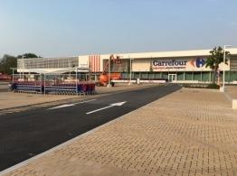Persbericht: Veel aandacht voor ecologie bij de bouw van de nieuwe Hypermarkt Carrefour in Koksijde — Inkomend