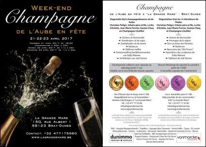 Champagneweekend