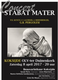 stabat mater - flyer pers