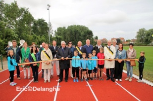2017-07-01 Opening atletiekpiste_lintje knippen ©Eric Delanghe_001