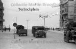 7-23 Koksijde bad - Zeelaan bij het strand, aan het eind rechts hotel Regina en links hotel Terlinck 01-06-1940