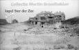 7-35 St. Idesbald - Rozenweg, de bomkrater, het grote huis is nr. 4, links kapel ster der zee (klein) kopie
