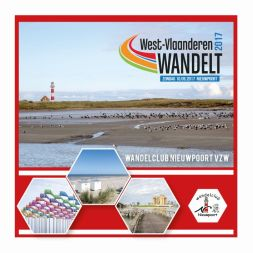 Sticker West-Vlaanderen wandelt_2017