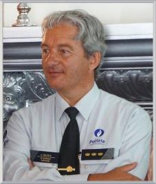 korpschef PZ Westkust