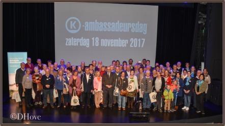 K-Ambassadeursdag ©Dirk Van Hove