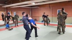Training zelfverdediging 2