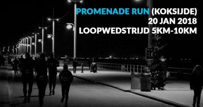 Beeld Promenade Run